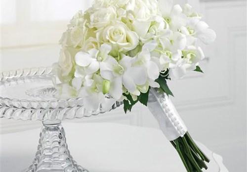 Какой должен быть свадебный букет