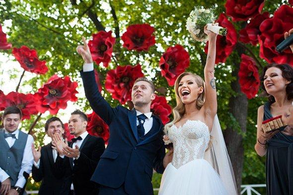 свадьба Влада Соколовского и Риты Дакоты