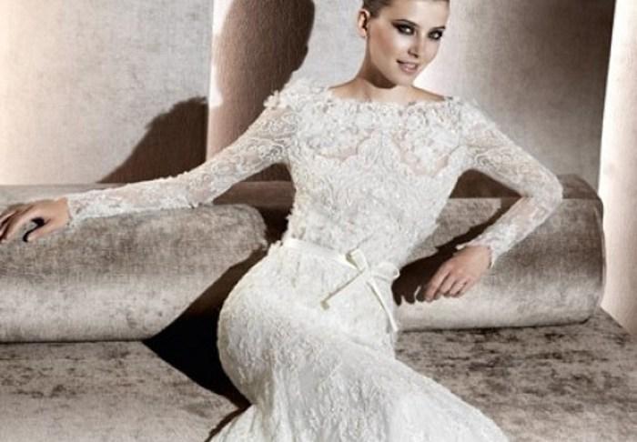 Выбираем элитное свадебное платье