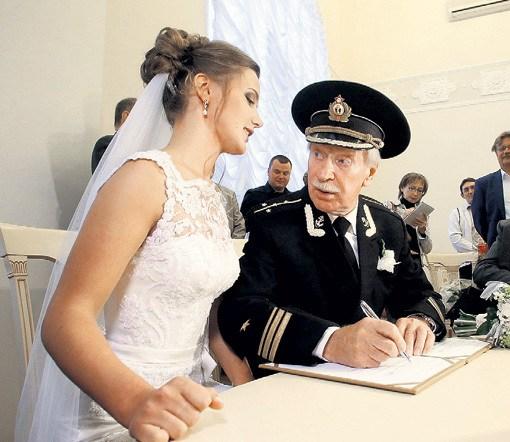 Иван Краско женится четвертый раз