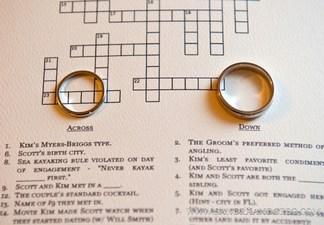 Девять свадебных «изюминок»