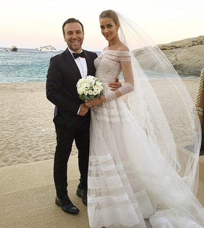 Анна Беатрис Баррос вышла замуж за египетского бизнесмена