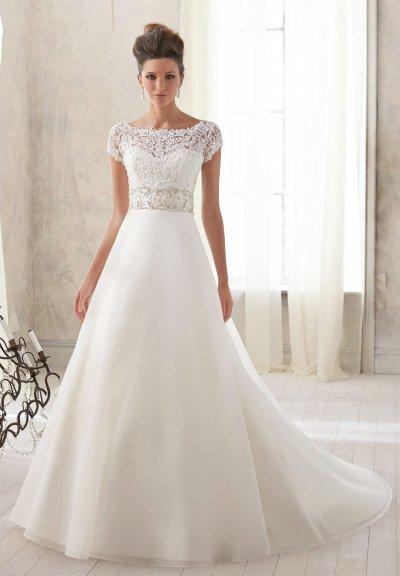 Wedding Saloon :: Закрытые свадебные платья - Свадебные платья и