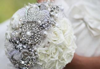 Какими бывают свадебные букеты