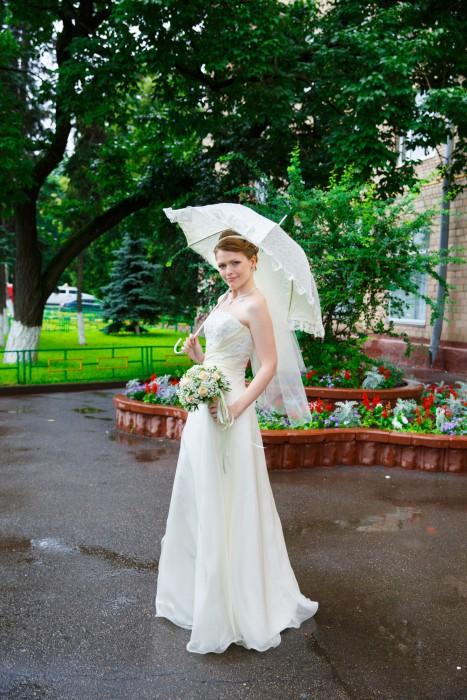 Марина Никольская 16.10.15 В этот раз мне понадобилось не свадебное платье, а вечернее на свадьбу к друзьям. И на нормальные поиски - одни выходные