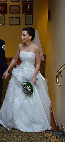 Продам свадебное платье Papilio модель Дриада в Москве.