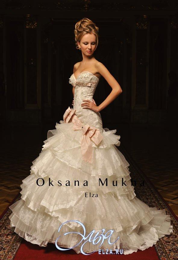 Oksana mukha свадебные платья 3