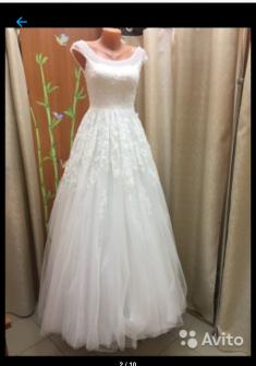 0cdef0f03c71d4e Свадебные платья бу. 5978 объявлений с фото. Купить свадебное платье бу,  цены от 100 руб. в Москве