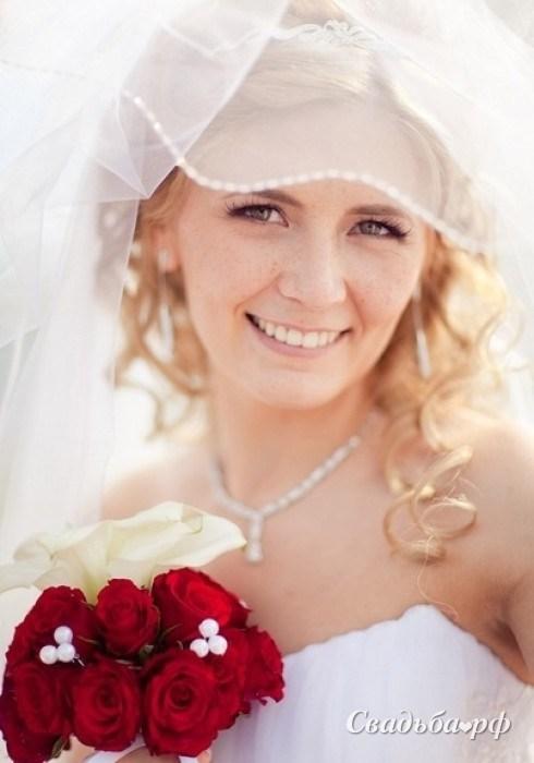 свадебные прически ольга родина