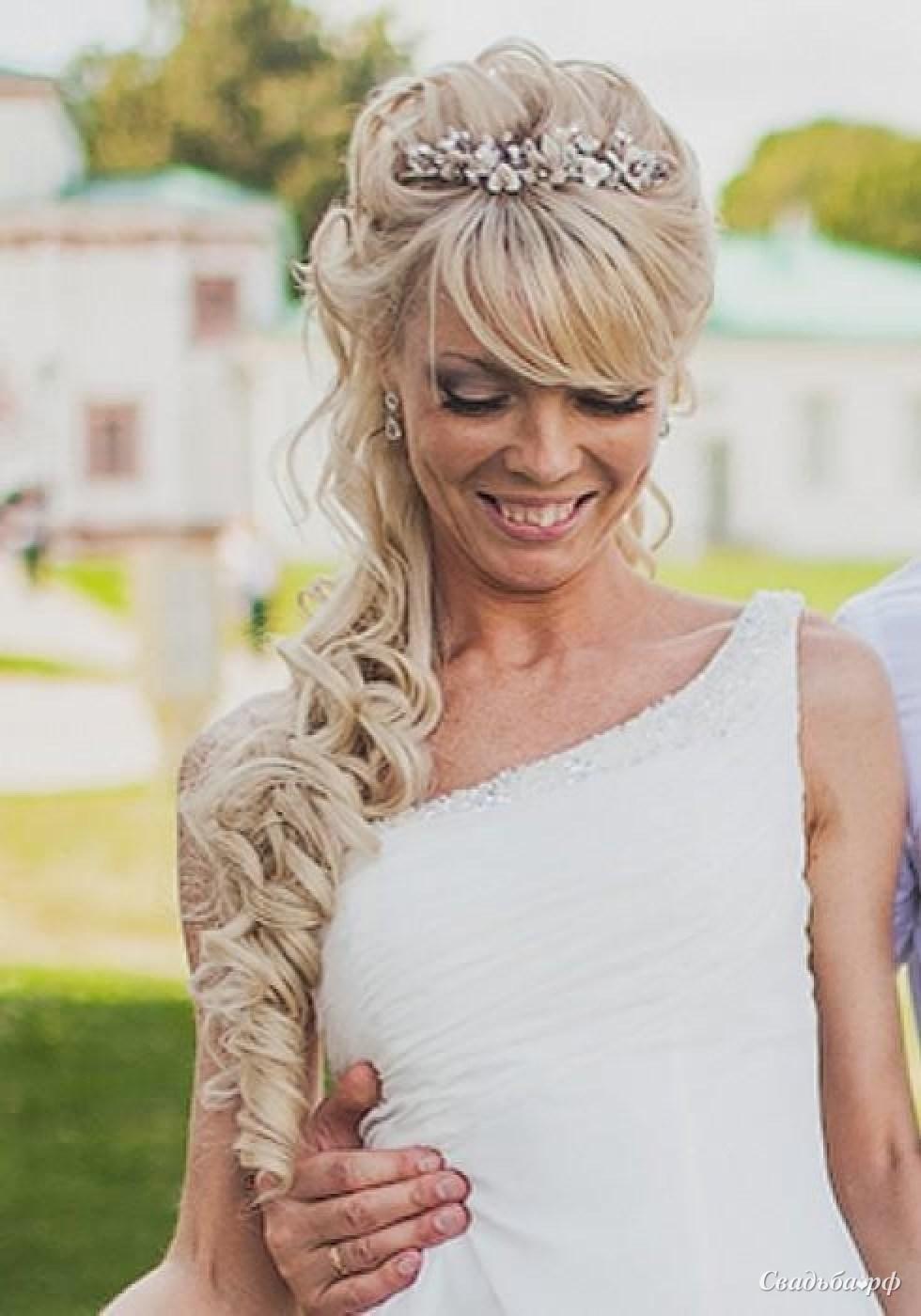 Самые неудачные свадебные прически: не повторяйте 56