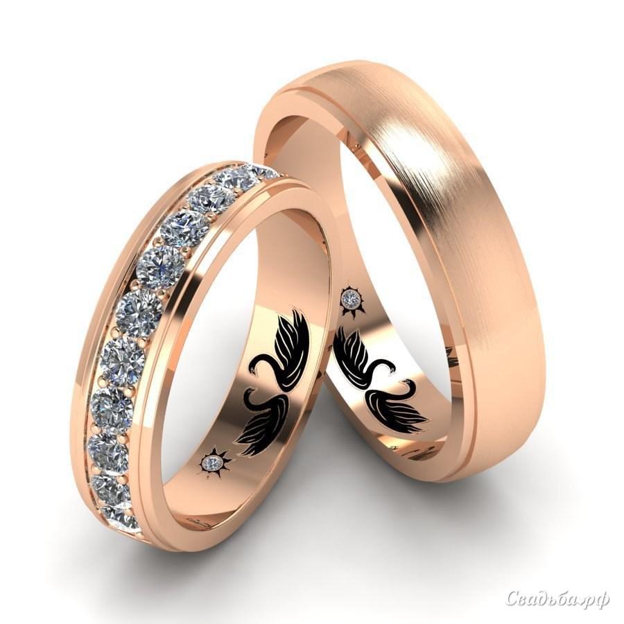 Обручальные кольца фото моздок