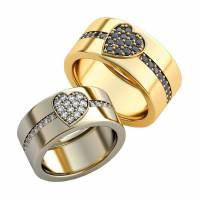 Купить обручальные кольца в москве недорого до 5000