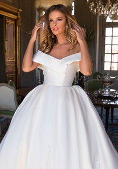 ac5ce17b1c8e9cc Свадебные платья: 661 фото. Купить свадебное платье в Москве, цены от 980  руб. Каталог красивых свадебных платьев для невест