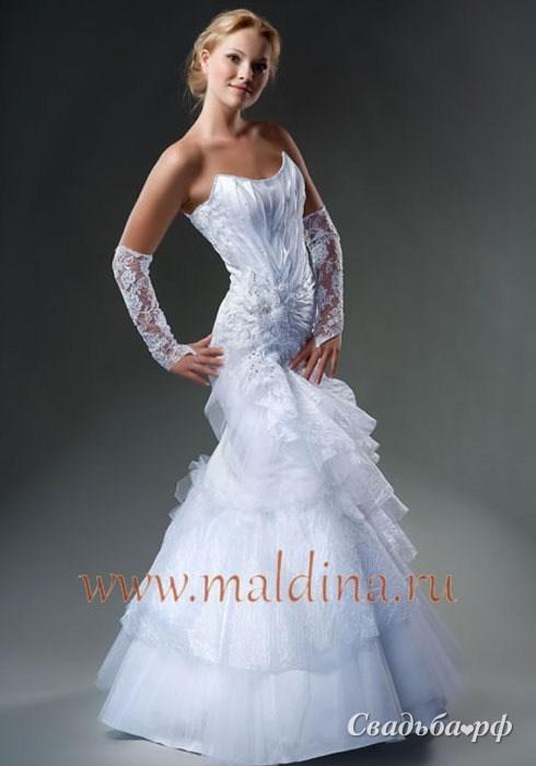 Свадебные платья гадэ
