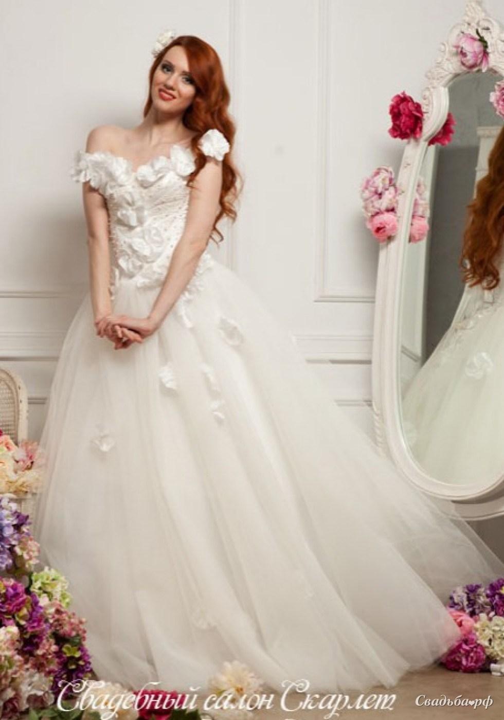 Купить свадебное платье Лори-С706 (Украина, Оксана Муха, коллекция
