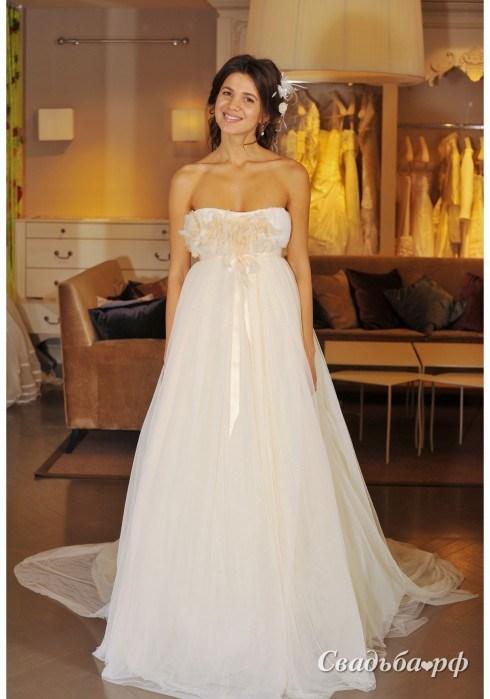 платье атласное из платков