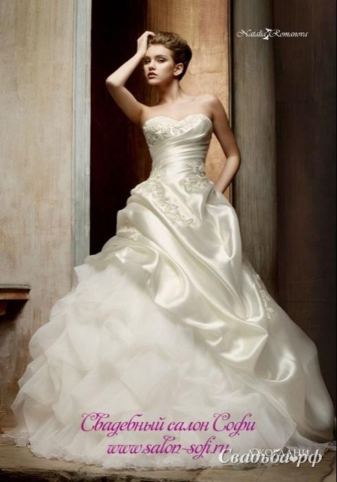 Купить свадебное платье Джордани-С406 (Россия, Наталья Романова