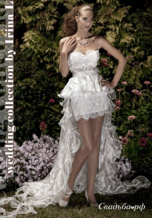 Свадебные платья 2015 в Липецке - 5 свадебных салонов