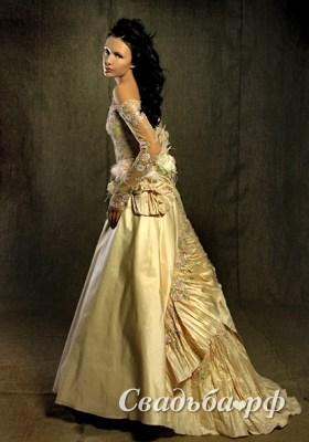 Свадебное платье Искушение 926-М793 (Свадебный салон Магия): фото, Коллекция Papilio