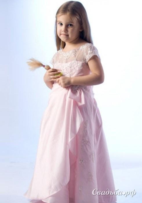Детские платья праздничные - Лучшие платья 2014