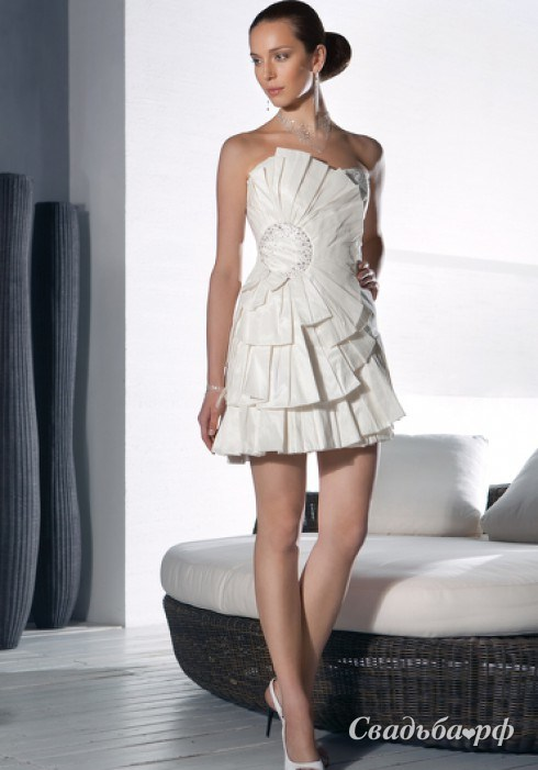Современные платья 10