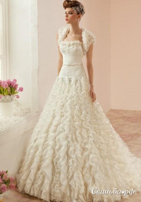 Салоны недорогих свадебных платьев москва 3