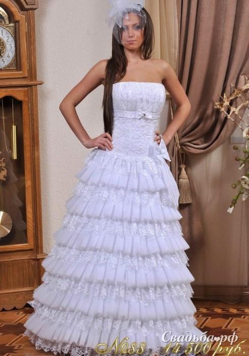 Платья на свадьбу недорого 5