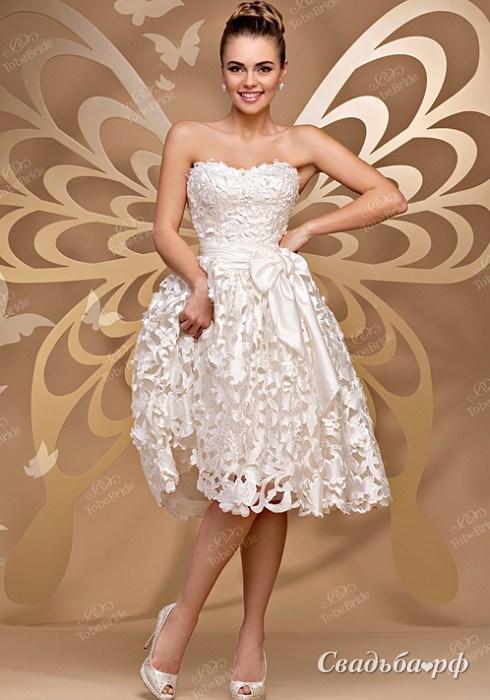 Wedding Saloon :: Короткие свадебные платья, Екатеринбург