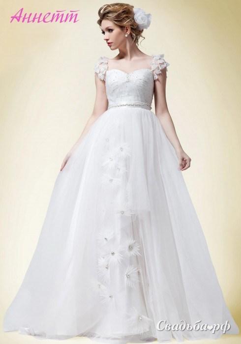 Свадебные платья фея 3