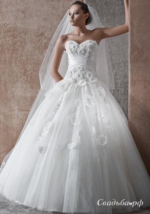 Wedding Saloon :: Свадебные платья лето-2012 - Свадебные платья и