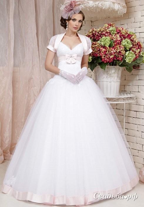 Купить свадебное платье Анастасия-С843 (Россия, Татьяна Каплун