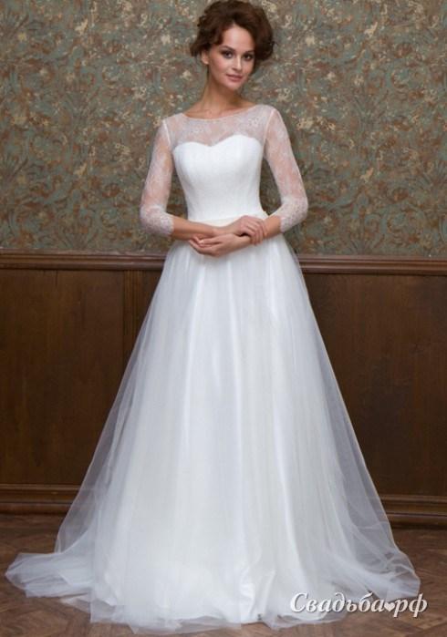 на Платье для венчания на заказ