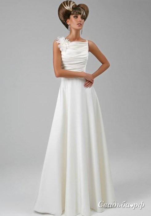 Купить свадебное платье Лилу-Д478 (Татьяна Каплун, цвета: айвори