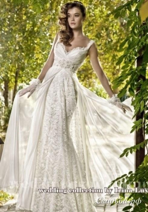 Купить свадебное платье Салли-И104 (Россия, Ирина Люкс, коллекция