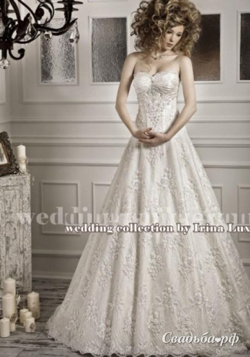 Купить свадебное платье Бертина-И232 (Россия, Ирина Люкс