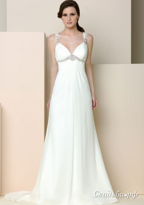 Платье в римском стиле фото 6
