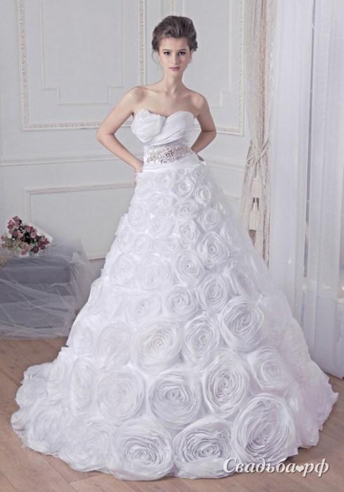 Wedding Saloon :: прямые свадебные платья, Украина - Свадебные