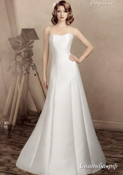 Свадебное платье голливуд 8