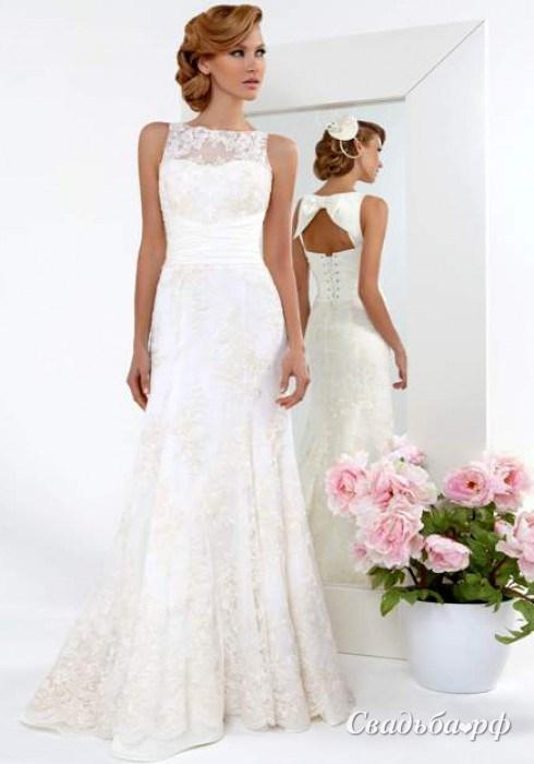 Купить свадебное платье Клео-Д998 (коллекция весна 2014, цвета