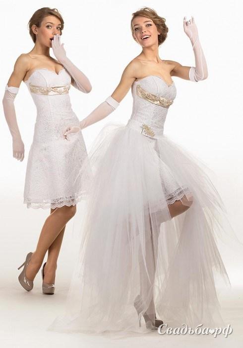 свадебное платье Rosemary-К922 (коллекция
