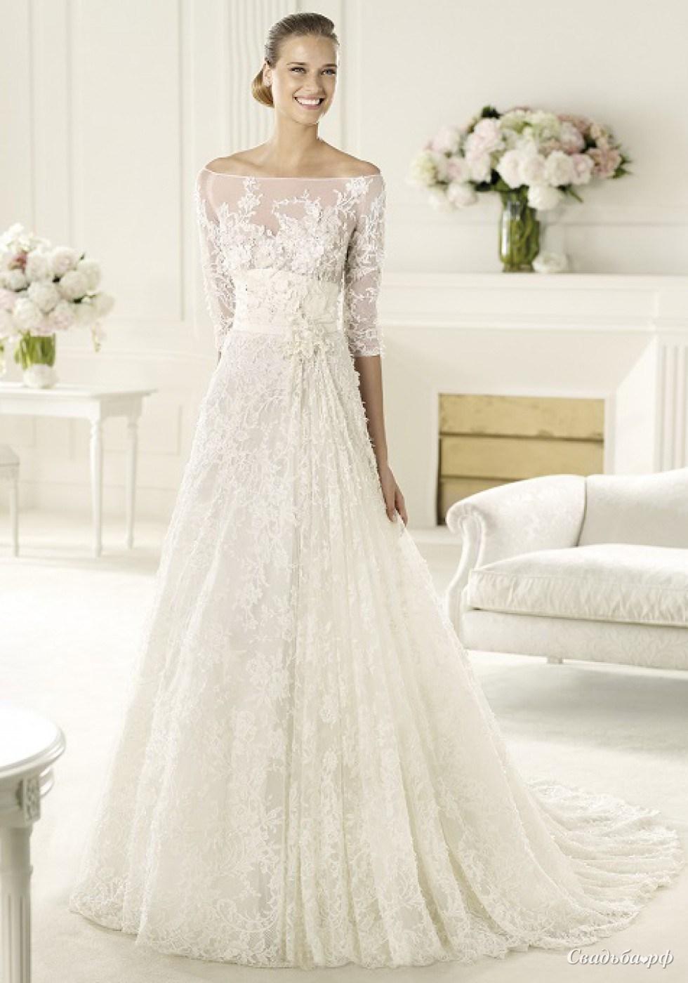 Купить свадебное платье FOLIE-P505 (Испания, Elie Saab, коллекция