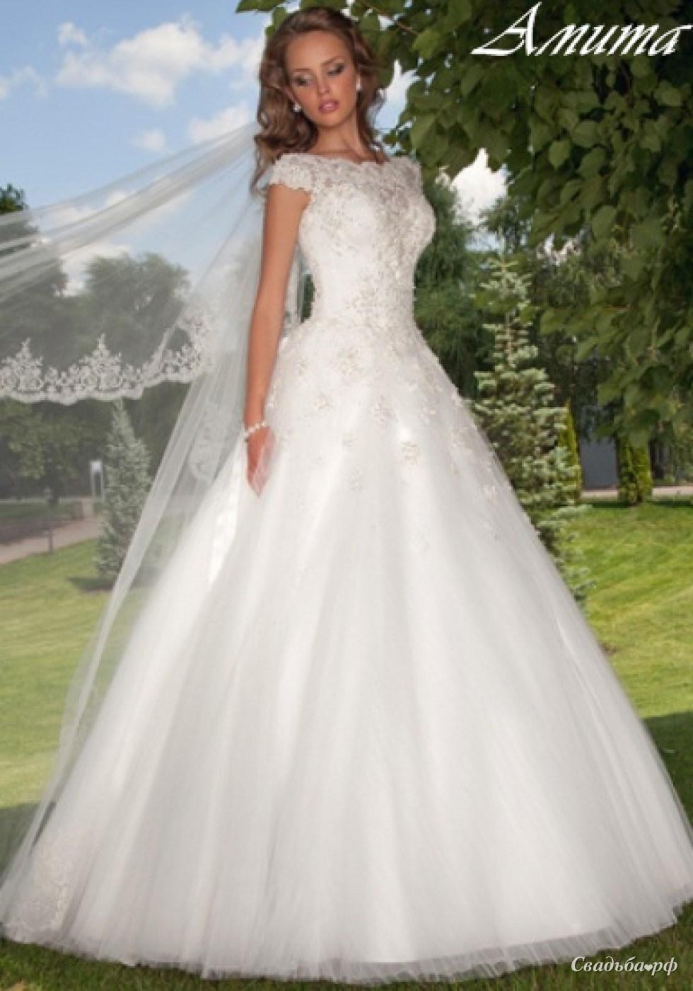 Купить свадебное платье Амита-С075 (Украина, Оксана Муха