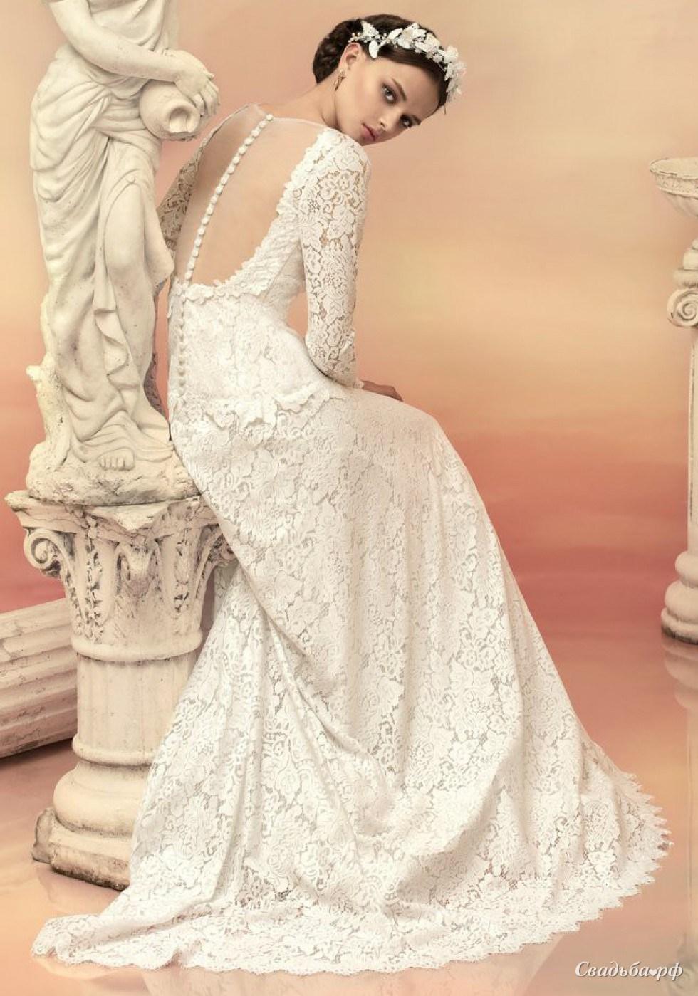 Купить свадебное платье Теодора-Р191 (Papilio, коллекция Эллада