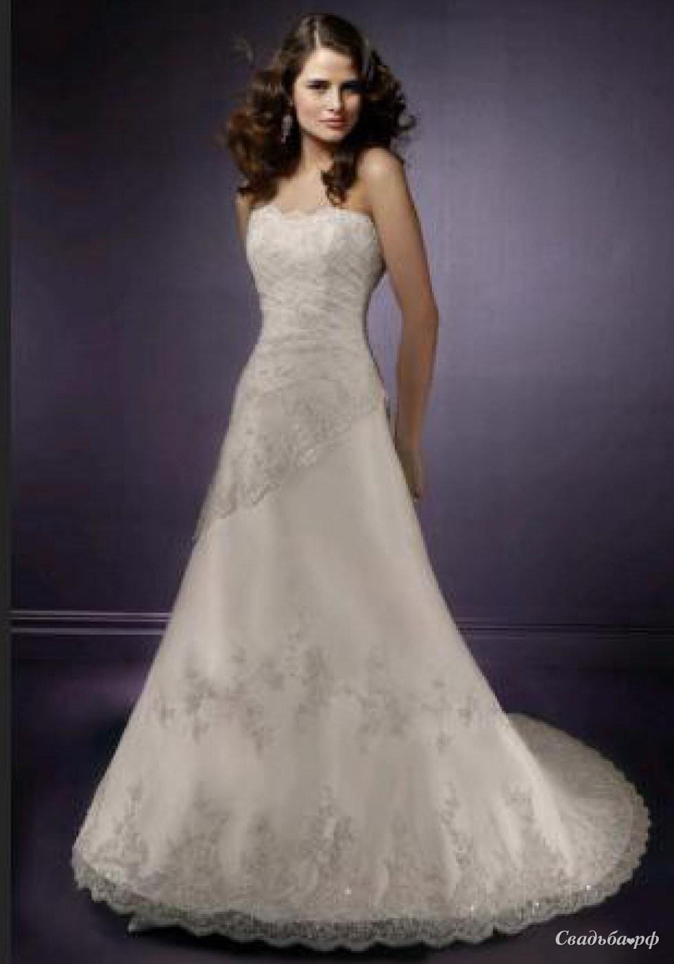Купить свадебное платье 4167-Р342 (Mori Lee, коллекция Voyage