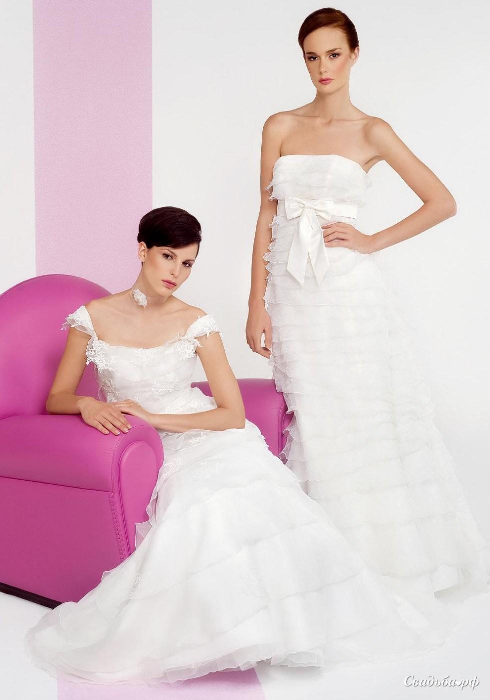 Купить свадебное платье Breana-М662 (Франция, Cymbeline, коллекция