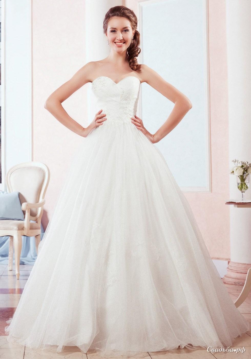 свадебные платья на пышных женщин