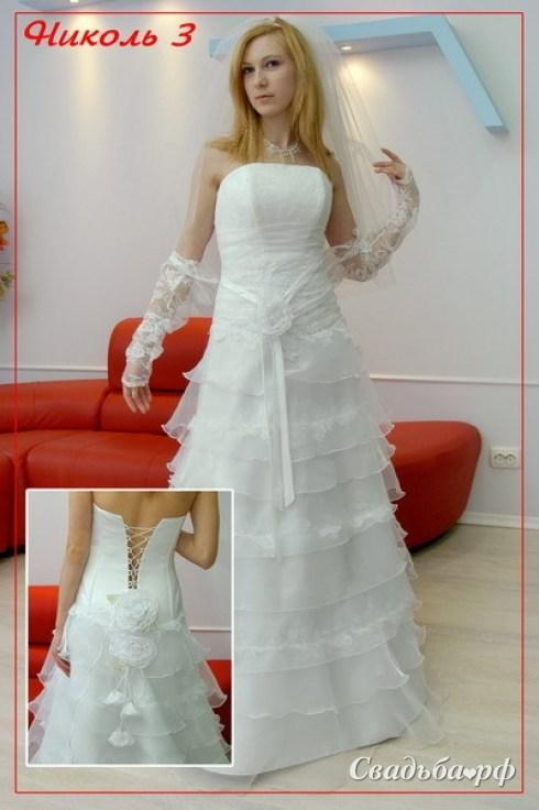 Свадебные платья оптом от производителя