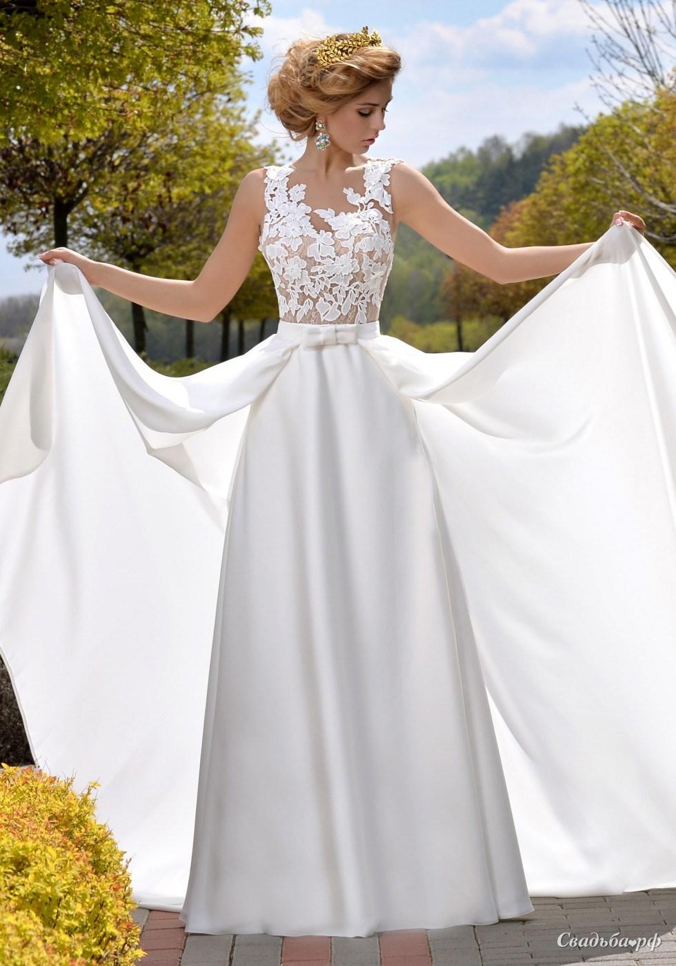 Мода платья на свадьбу