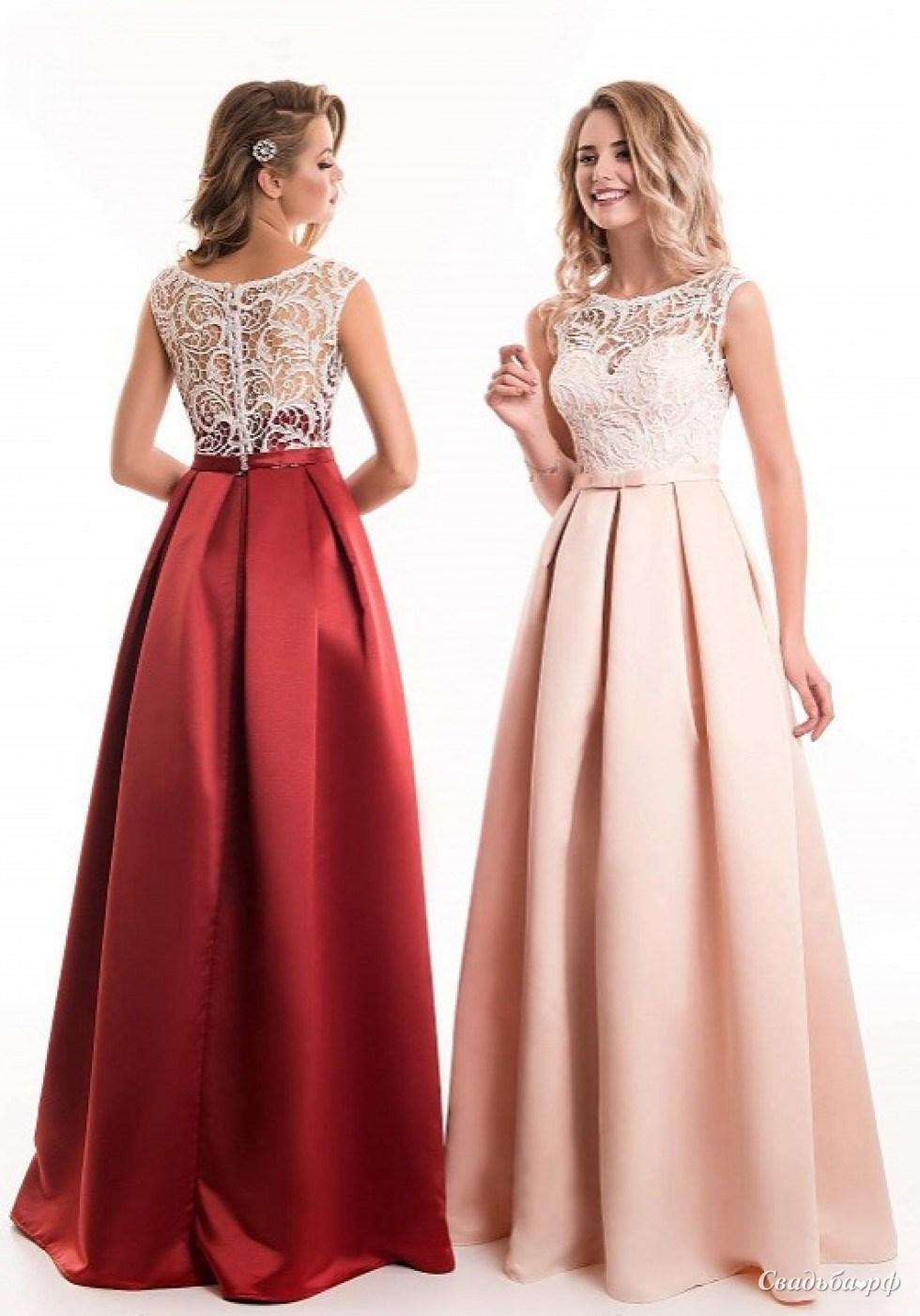 Вечерние и выпускные платья