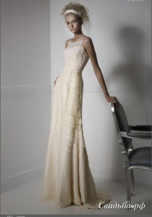 Платье Papilio Салон Магия 87. Модный дом Папилио представляет коллекции свадебных платьев под брэндом Papilio, коллекции